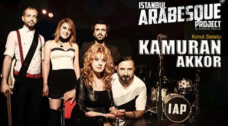 İstanbul Arabesque Project ve Konuk