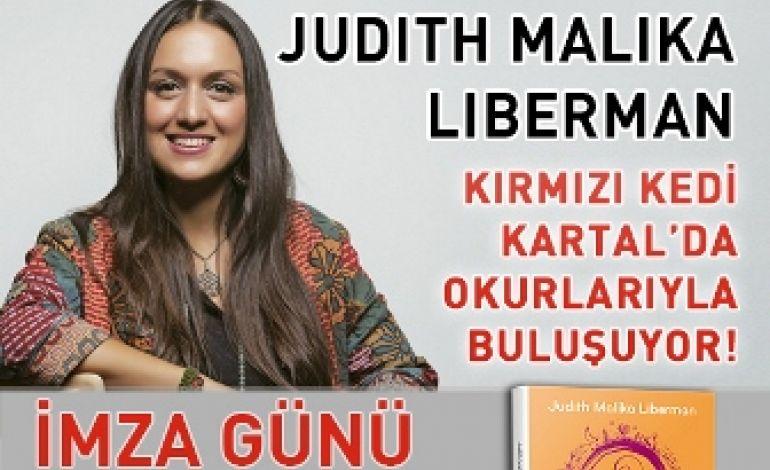 Judith Malika Liberman Okurlarıyla Buluşuyor