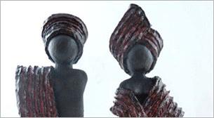 Masterpiece Galata Heykel - Afrikal