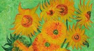 Masterpiece Galata Resim - Van Gogh
