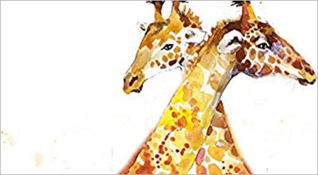 Masterpiece Galata Resim - Zürafala