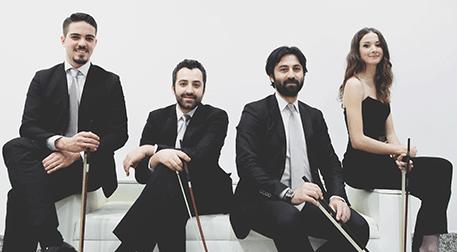 Mimar Sinan Kontrabas Quartet