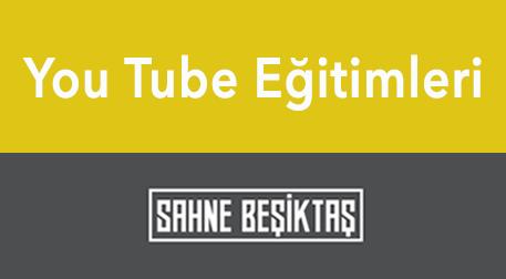 Youtube için Post Production
