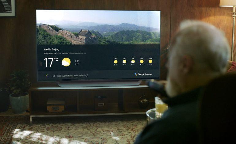Geleceğin Televizyonlarını Günümüze Taşıyor
