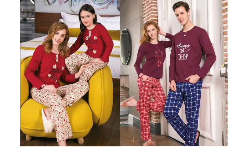 Pijamada Moda Yeni İnci