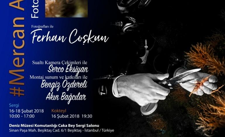 #MercanAskina ADAMER Fotoğraf Sergisi - Ferhan Coşkun