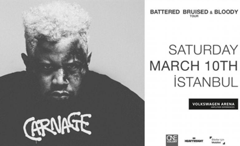 Carnage BBB Tour