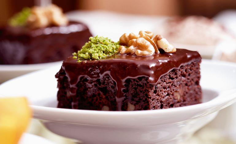 Çikolatalı Tatlılar Kursu