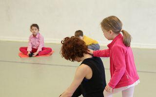 Çocuklar İçin Yaratıcı Dans Dersleri