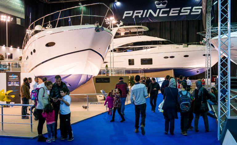 Deniz Severler Boat Show'da Etkinliğe Doyacak