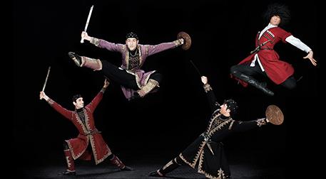 GeorgianNational Ballet Sukhishvili
