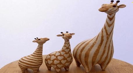 Heykel Workshop Zürafa
