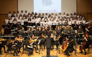 Konsere Doğru: Barış için Müzik Korosu Konseri