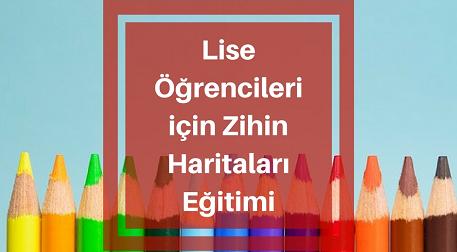 Lise Öğrencileri için Zihin Haritas