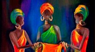 Masterpiece Bostancı Resim - Afrika