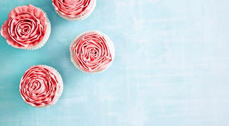 MSA - Sevgililer Günü Cupcake'leri