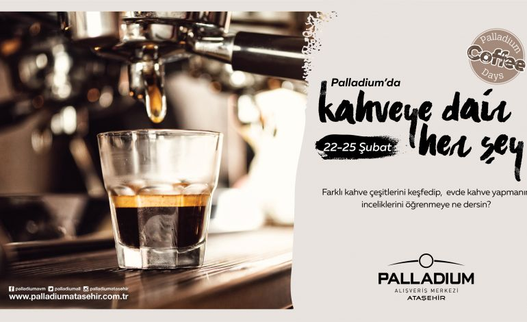 Palladium Coffee Days