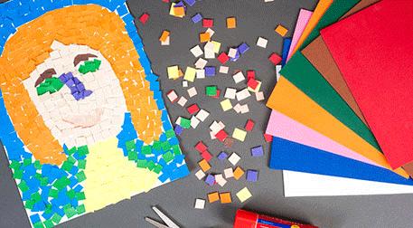 Parçaları Birleştir: Mozaik