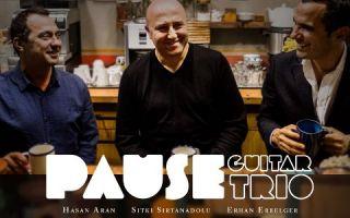 Pause Guitar Trio