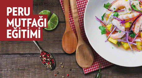 Peru Mutfağı Eğitimi