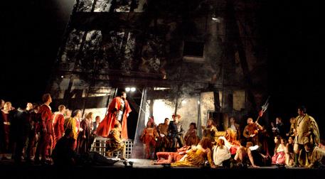 Royal Opera House Gösterimleri: Rig