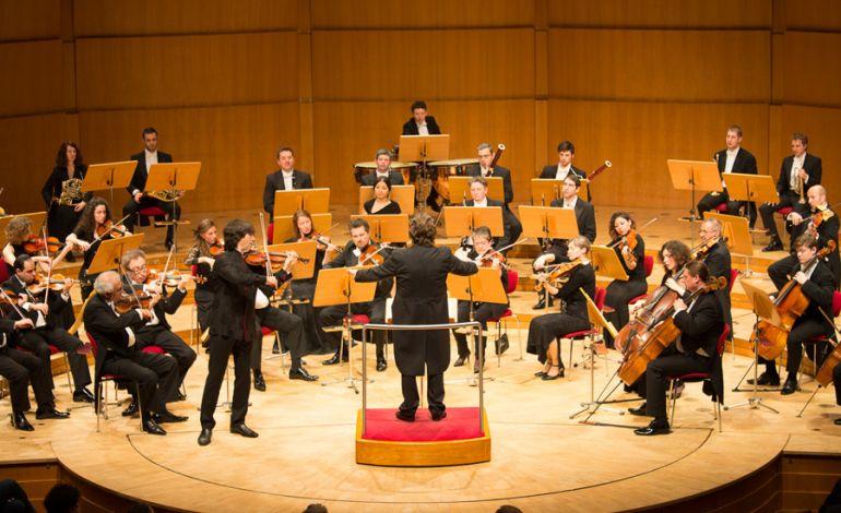 St Petersburg Rus Oda Filarmonisi