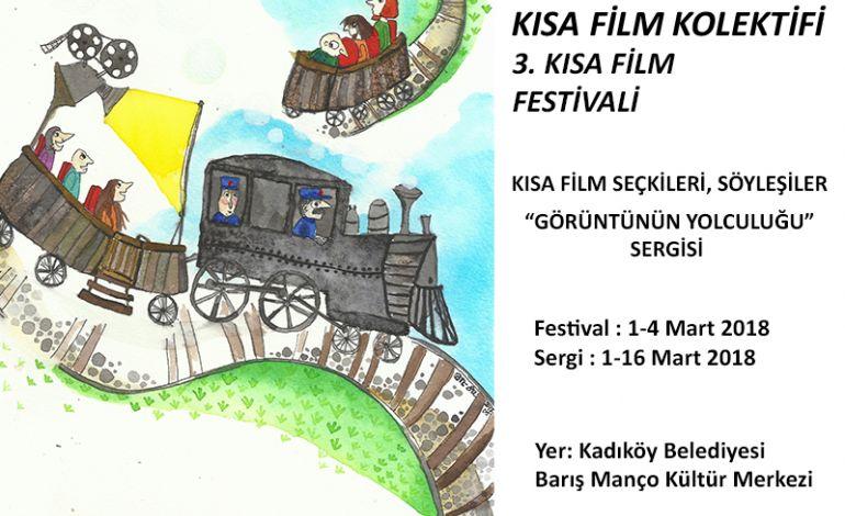Üçüncü Kısa Film Kolektifi Festivali Başlıyor