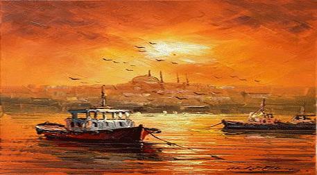 Yağlı Boya Workshop İstanbul