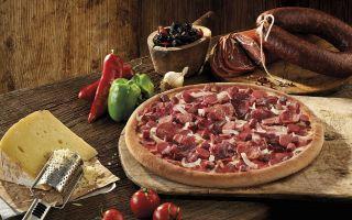 Soğuk Kış Gecelerinin Vazgeçilmezi Pizza!