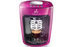 Cafissimo Mini Kahve Keyfinize Renk Katmaya Geliyor