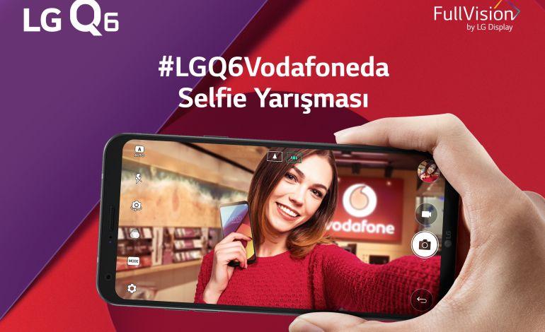 Q6, Vodafone Mağazalarında Satışa Sunuldu