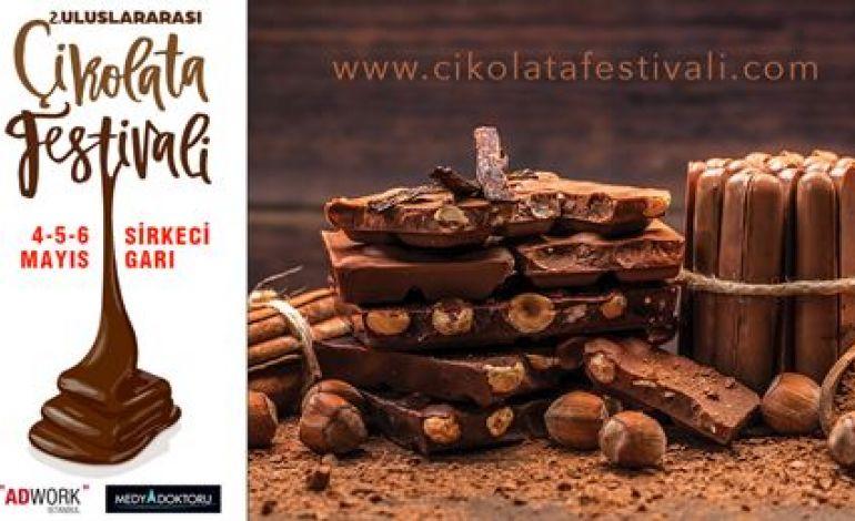 2. Uluslararası Çikolata Festivali