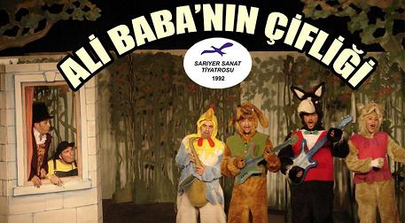 Ali Baba'nın Çirfliği