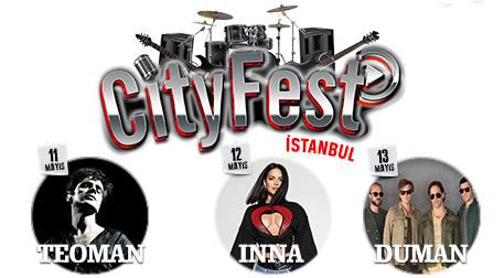 City Fest - İstanbul Kombine