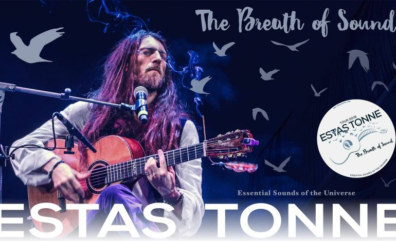 Estas Tonne - The Breath of Sound Tonne
