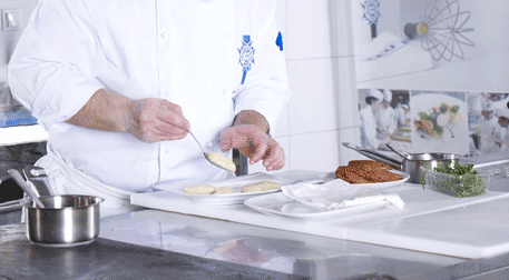 Hafif Fransız Yemekleri Demo Dersi