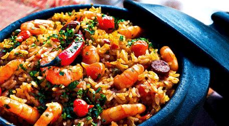 İspanyol Mutfağı I