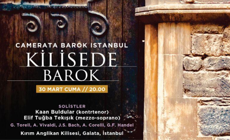 Kilisede Barok