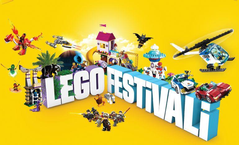 LEGO® Festivali Tepe Nautilus'ta!