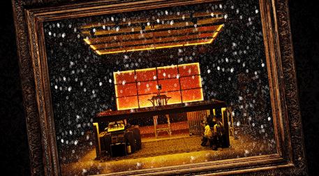 Masanın Altında Bir Kış