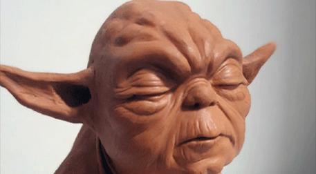 Masterpiece Galata Heykel - Yoda