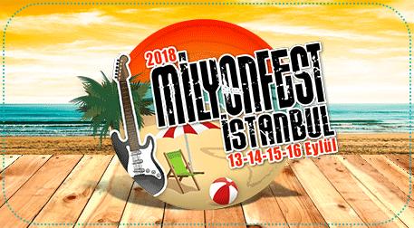 Milyonfest İstanbul - Kamp + Kombin