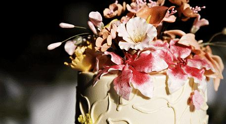 Şeker Hamurundan Çiçek Modelleme