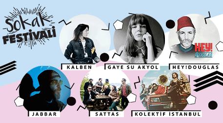 Sokak Festivali-1. Gün