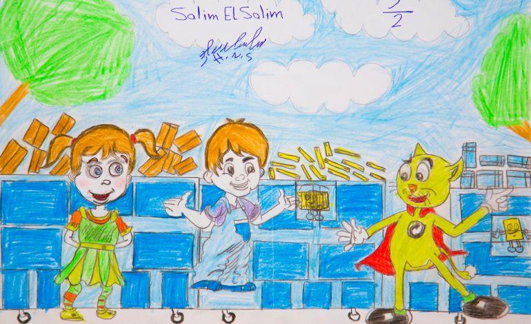 Suriyeli Mültecilerin Geri Dönüşüm Sergisi