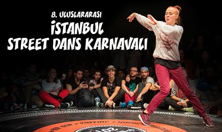 Uluslararası İstanbul Street Dans K