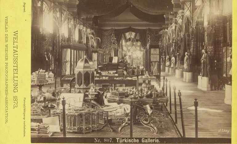 Yerelliğin Pazarlanması: Osmanlılar 1873 Viyana Dünya Sergisi
