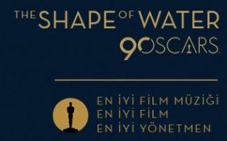 90. Ocsar Akademi Ödülleri