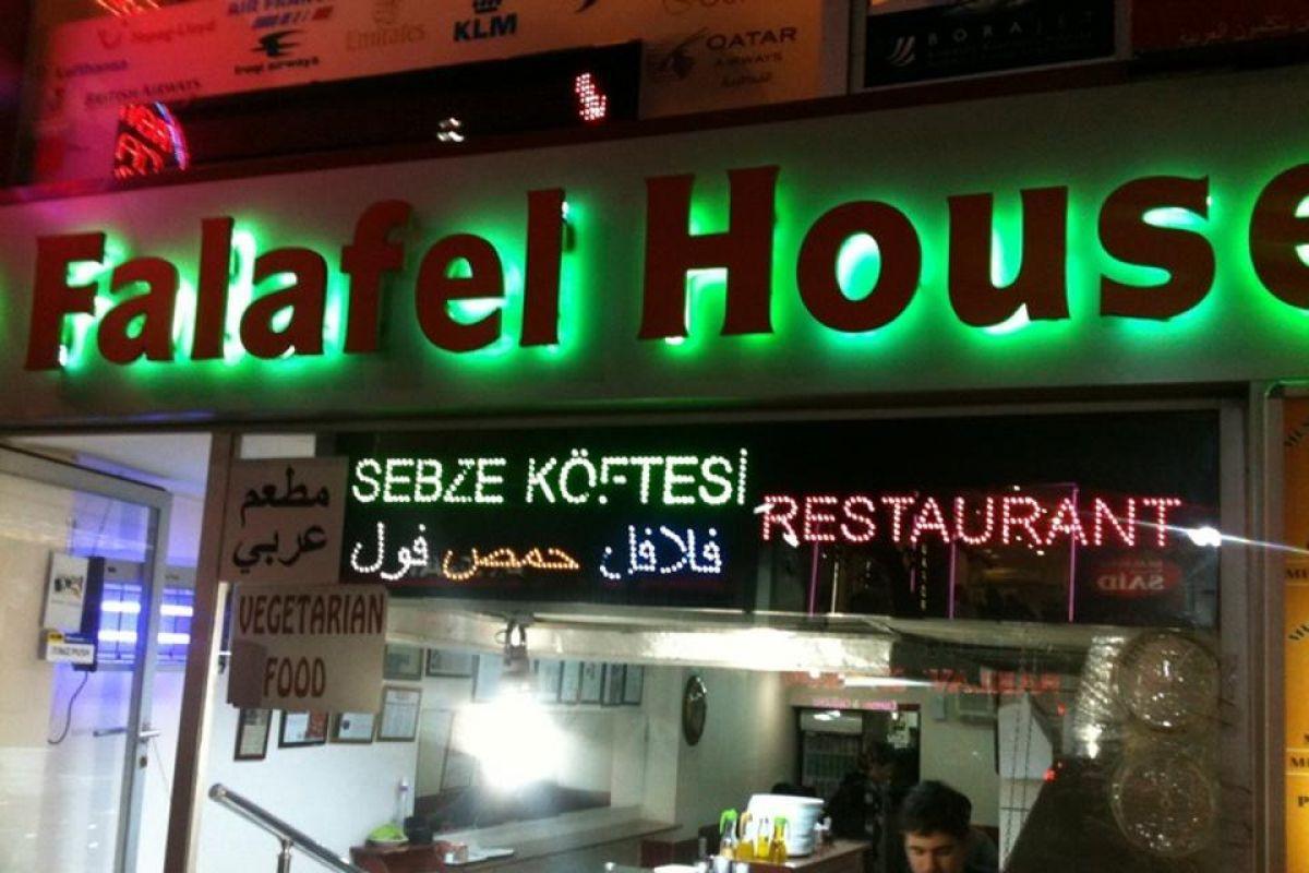 Falafel House, Taksim