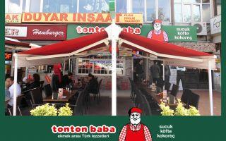 Tonton Baba, Etiler